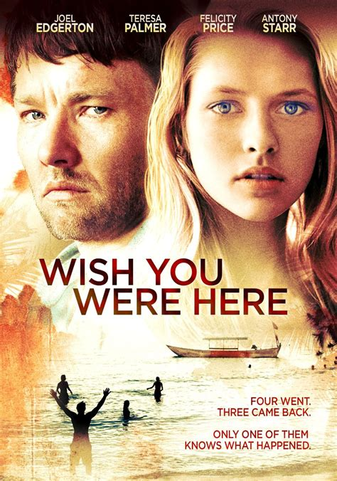 You Were Here dvd reviews wish you were here