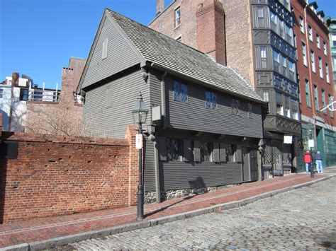 paul revere house the 10 best rv trips to take in massachusetts must see