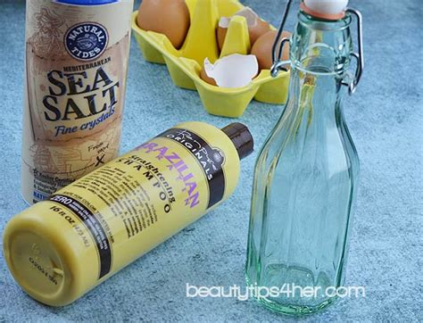 How To Detox Hair Permanently by How To Detox Your Hair Naturally How To Make Diy
