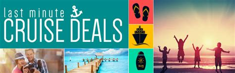 Cruise Seal The Deal With A 3 Minute by Last Min Cruise Deals Lamoureph