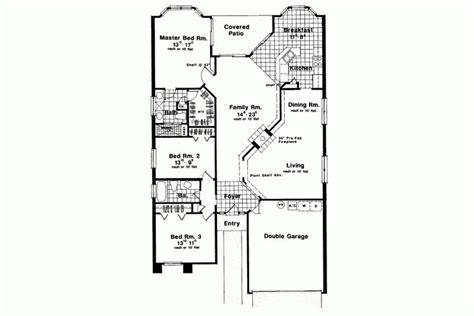 long floor plans long narrow ranch homepw13126 main level floor plans