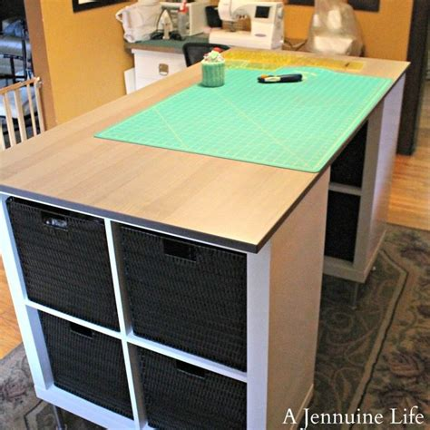 diy craft room table best 20 fabric cutting table ideas on