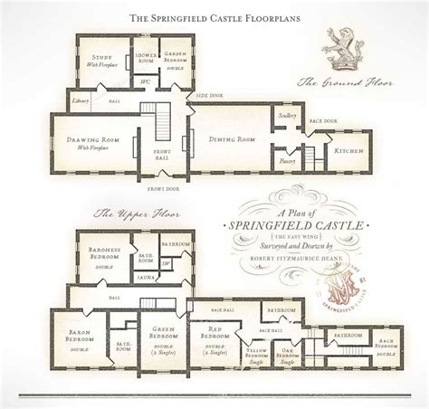 castle floor plans springfield castle floor plan castle accommodation layout
