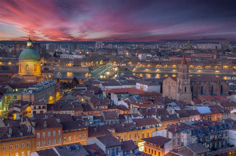 toulouse city  france thousand wonders