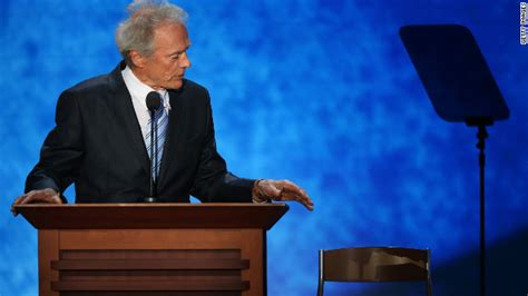 the entire clint eastwood speech at the rnc