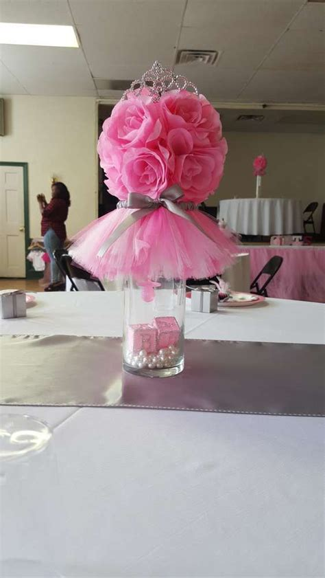 tutus and tiaras baby shower ideas baby shower