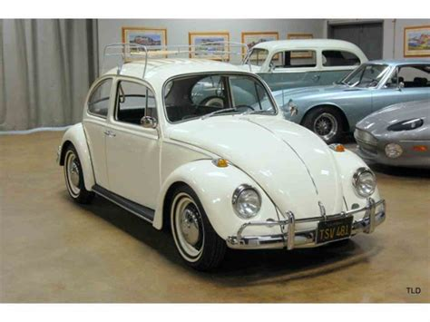 67 Volkswagen Beetle by 1967 Volkswagen Beetle For Sale Classiccars Cc 1051264