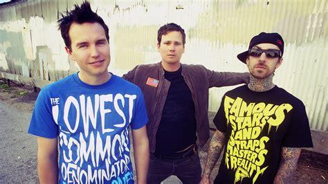 Kaos Band Blink 182 3 blink 182 fanart fanart tv