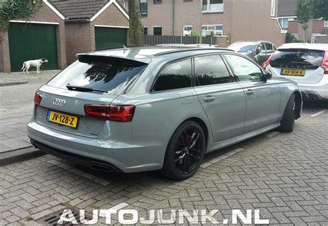 Audi A6 3 0 Tdi Avant by Audi A6 Avant 3 0 Tdi Quattro Foto S 187 Autojunk Nl 177804