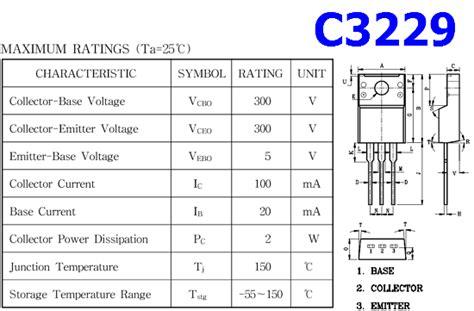 w1a transistor datasheet c9012 npn transistor 28 images basic electronics 1a popular d2396 transistor buy cheap