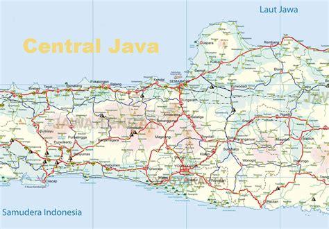 yogyakarta java island map yogyakarta tourism maps