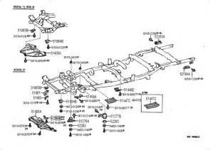 1996 Toyota T100 Parts Toyota Parts Diagram For 1996 T100 Auto Parts Diagrams