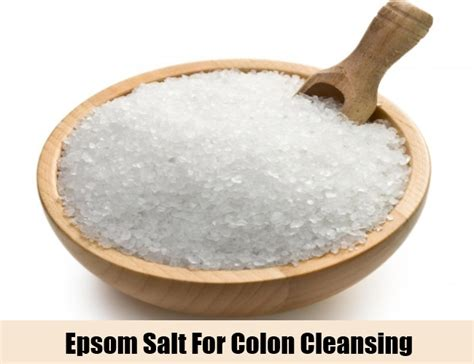 Epsom Detox For A Laxative by 9 Colon Cleanse Home Remedy Search Home Remedy