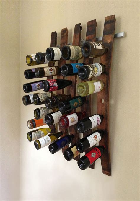 white wood wine white wall mounted wine rack home ideas