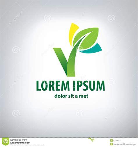 Ecology Logo Green Design Growth Illustration Stock Vector Image 43259218 Ecology Logo Green Design Growth Illustration Vector Illustration Cartoondealer 43259218