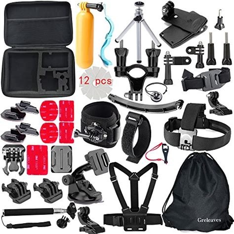 top 5 best go pro session accessories kit for sale 2017
