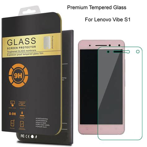 Lenovo Vibe S1 Tempered Glass Gorilla Screen Protector Antigores for lenovo vibe s1 0 26mm tempered glass lcd screen