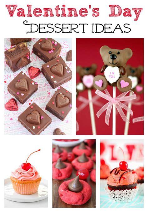 valentines day dessert ideas ideas for valentines desserts baking
