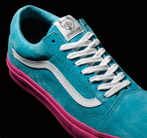 Vans Golfwang Wheat Pink future x vans syndicate sole collector