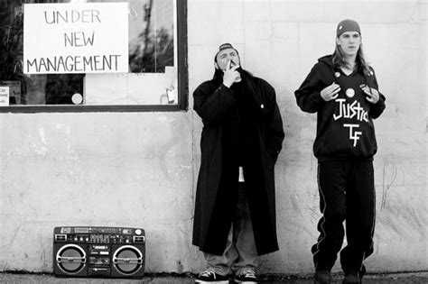 silent bob young kevin smith announces clerks iii as his final film