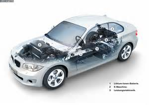 Hybrid Electric Vehicles Architecture And Motor Drives Technische Daten Und Weitere Bilder Zum Elektro 1er Bmw
