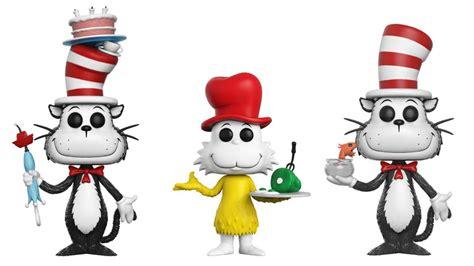 Funko Pop Dr Seuss funko announces dr seuss pop figures