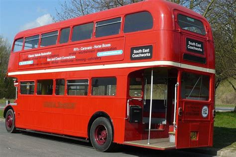 Red Routemaster Bus   London Wedding Bus in Dover, Kent