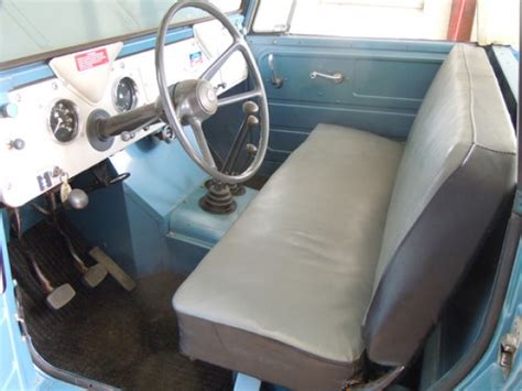 Scout Interiors by 12k Of Snow 1963 International Scout 80 Bring A