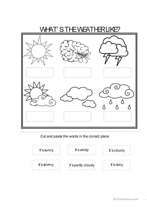 weather pattern activities worksheet weather patterns worksheet exle