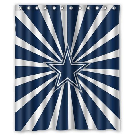 dallas cowboys curtains dallas cowboys shower curtain cowboys shower curtain
