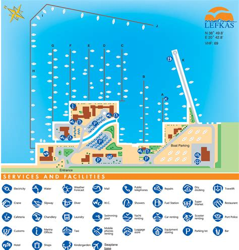 layout and design guidelines for marina berthing facilities k g med marinas management marinas in greece moorings
