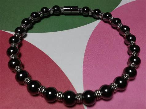 high power magnetic hematite high power magnetic hematite bracelet