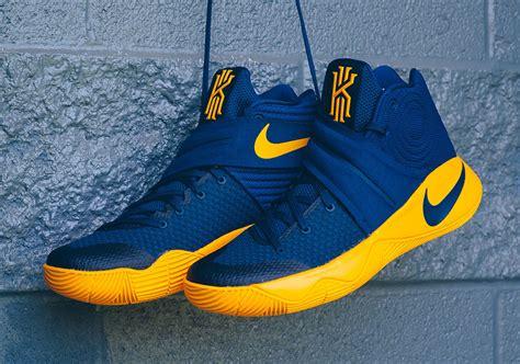 Sepatu Basket Adidas D 5 Nike Lebron Kyrie Ua nik kyrie 2 cavs 819583 447 release info sneakernews