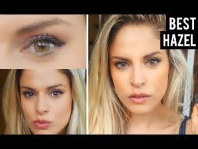 Best color contacts for dark brown eyes solotica hazel review