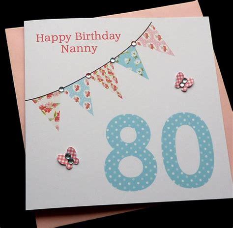 Handmade 80th Birthday Card Ideas - best 25 70th birthday card ideas on