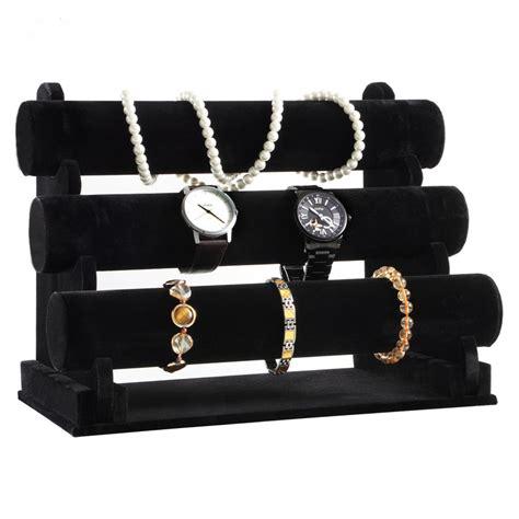aliexpress buy velvet three layer bangle bracelet