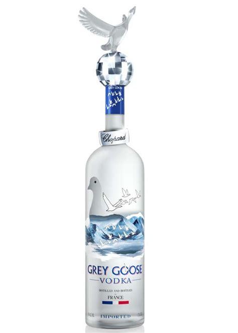 chopard glams up grey goose vodka bottle luxurylaunches