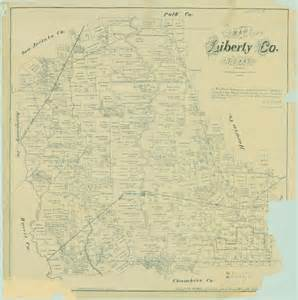 liberty county map map of liberty county sequence 1 the portal to