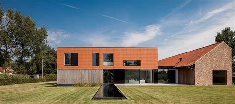Barn Style Houses maison moderne en belgique rurale keller sa