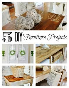 Distressed White Armoire 5 Diy Furniture Projects Thistlewood Farm