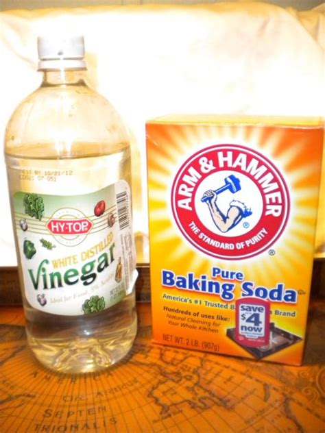 Cleaning Kitchen Cabinets With Vinegar by The Art Of Resilience Baking Soda And Vinegar Aren T Just