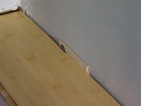 pavimenti laminati posa come effettuare la posa pavimento laminato
