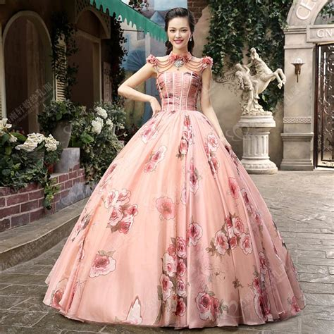 01 Princess Dress dress renaissance gown sissi princess dress