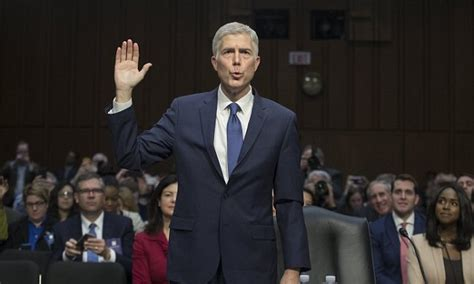 neil gorsuch mother and father honored and humbled neil gorsuch begins senate grilling