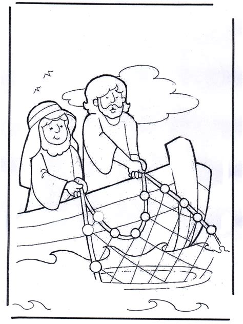 coloring pages jesus in the boat jesus on boat new testament