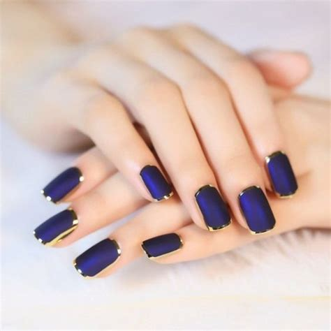 Blue Nails Trend 2008 by 28 Dazzling Nail Trends You Must Try In 2017
