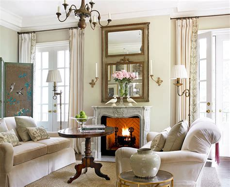 decorating    love traditional home