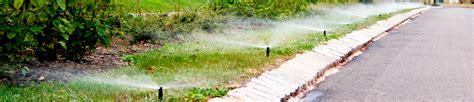 lawn sprinkler  irrigation systems   jersey