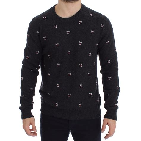 And Sweater dolce gabbana crewneck sweater mania