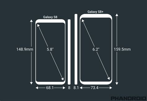 Samsung Galaxy S8 Plus Like New samsung galaxy s8 everything to